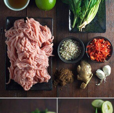 ¿Hoy qué comemos? ¿Thai?