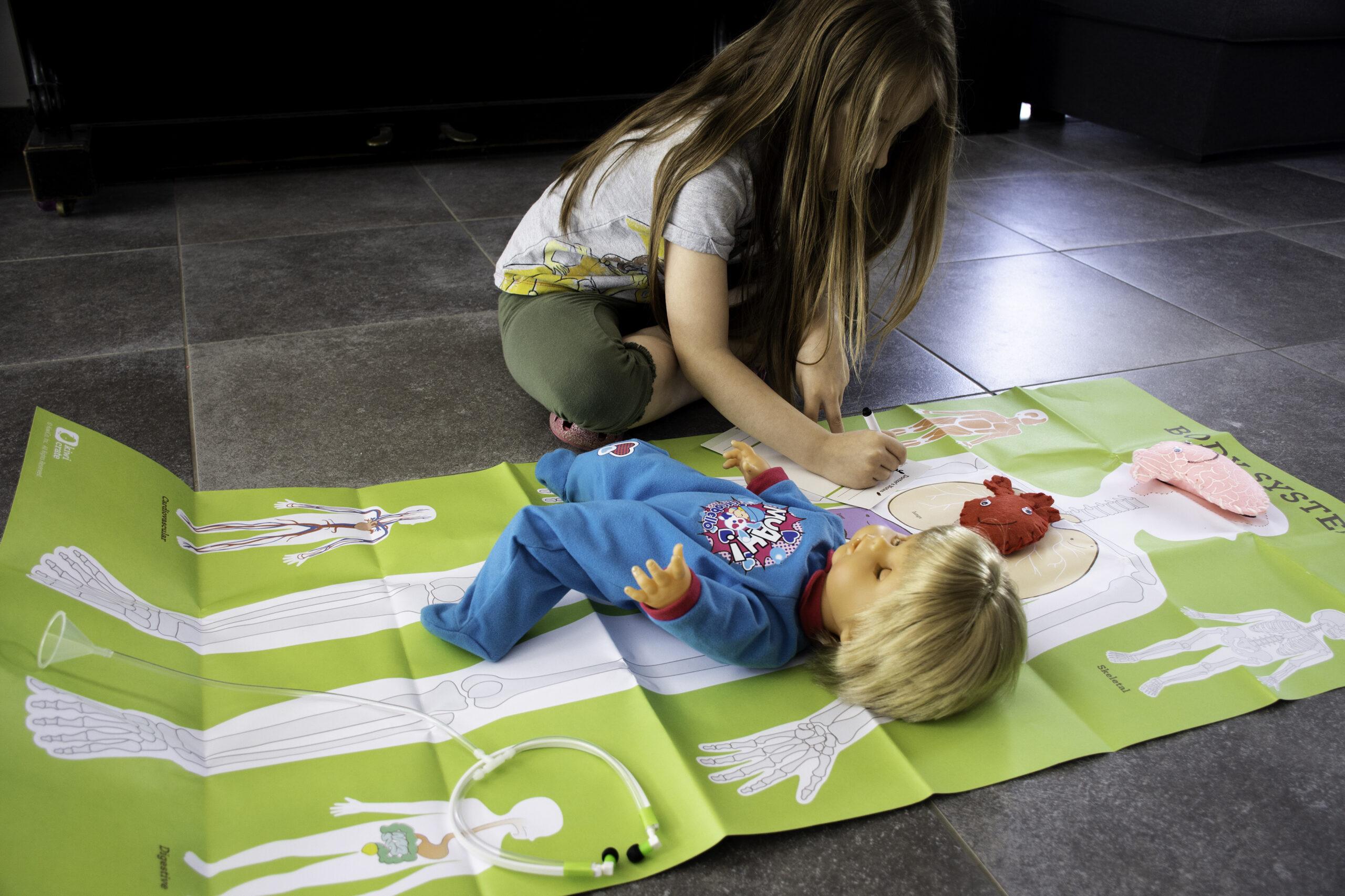 Ciencia, experimentos y niños en casa