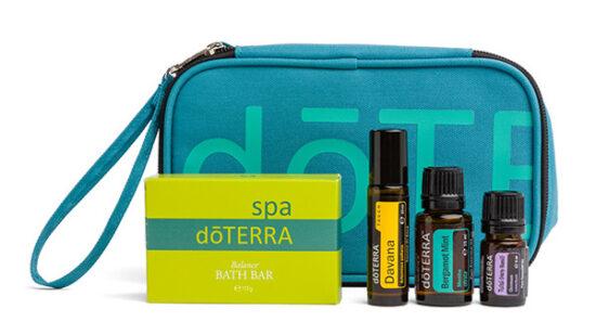 Produits du Spring Kit – Doterra (huiles essentielles)