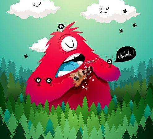 Ben, el monstruo Rojo
