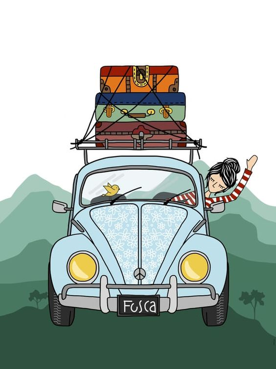 Vacaciones: 5 países y más de 1825 km en coche
